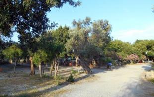campsite agia galini crete