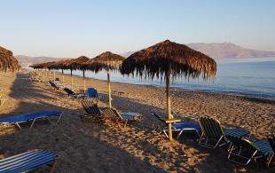 campsite kissamos crete